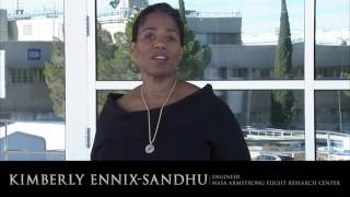 NASA Modern Figure: Kimberly Ennix-Sandhu