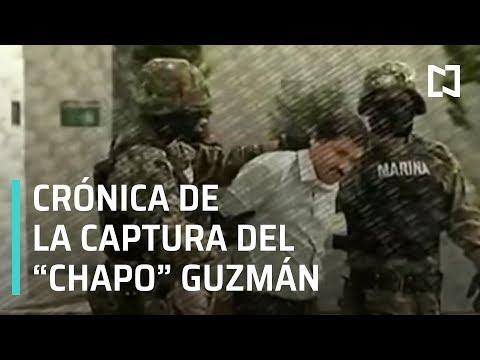 'El Chapo' capturado,