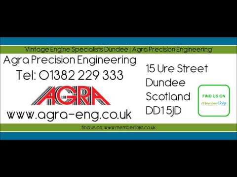 Vintage Engine Specialists Dundee | Agra Precision Engineering
