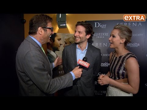 Jennifer Lawrence & Bradley Cooper Like a Married Couple 'We Bicker All the Time and Don't Have Sex'