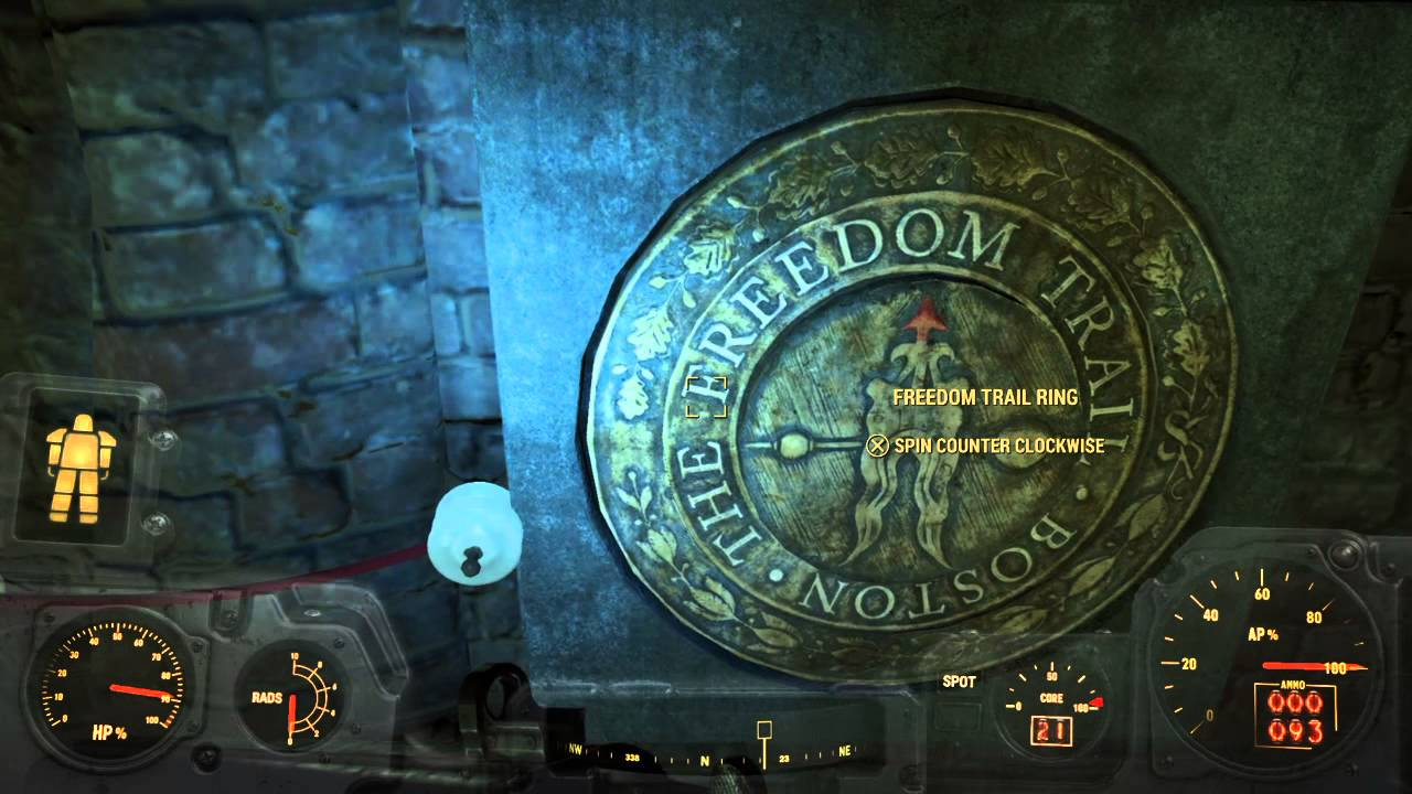 fallout 4 quest the molecular level in old north church youtube