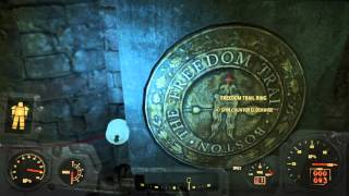 Fallout 4 quest the molecular level in OLD NORTH CHURCH