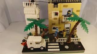 Лего Самоделка №14 (На конкурс Прима Студия Пикчерз 2 этап) Современная война
