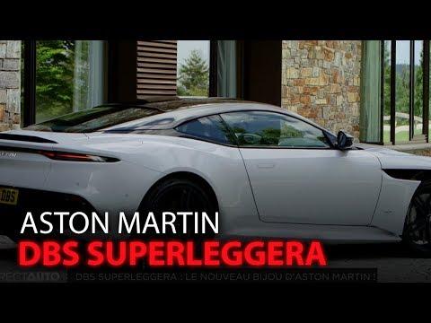 ESSAI : ASTON MARTIN DBS SUPERLEGGERA
