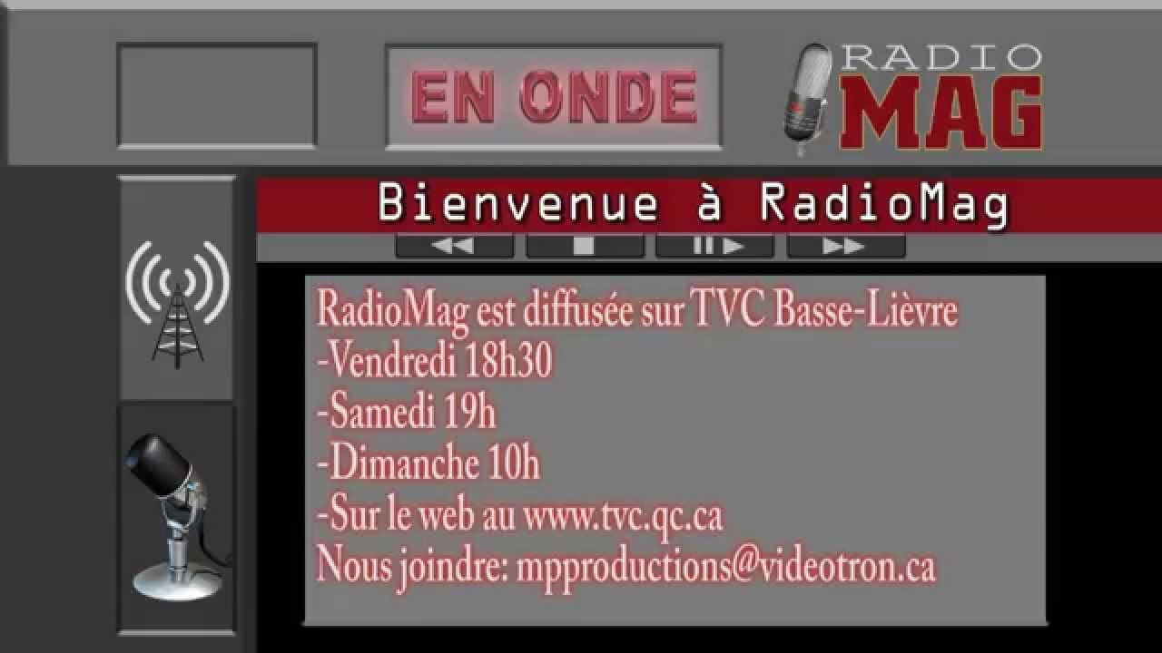 RadioMag-30 janvier 2015