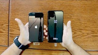 IPHONE X vs ONEPLUS 5T | Battle of the Best | Telemart.pk |