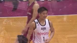 川崎ブレイブサンダースvsアルバルク東京|B.LEAGUE 第9節 GAME2Highlights|11.11.2018 プロバスケ (Bリーグ)