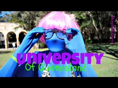 University of Queensland OPEN DAY! (2012) MORPH STYLE