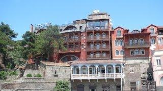 #652. Тбилиси (Грузия) (очень классно)(Самые красивые и большие города мира. Лучшие достопримечательности крупнейших мегаполисов. Великолепные..., 2014-07-02T23:43:02.000Z)