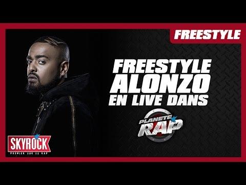 Freestyle d'Alonzo en live dans Planète Rap !