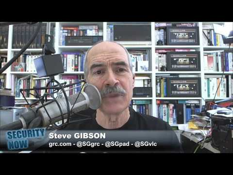 Security Now 481: Certificate Transparency