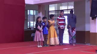 Bhasha Sangam (Marathi), Christ Public School, Mysore