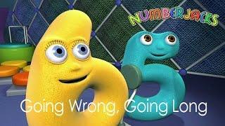 NUMBERJACKS | Going Wrong, Going Long | S1E2