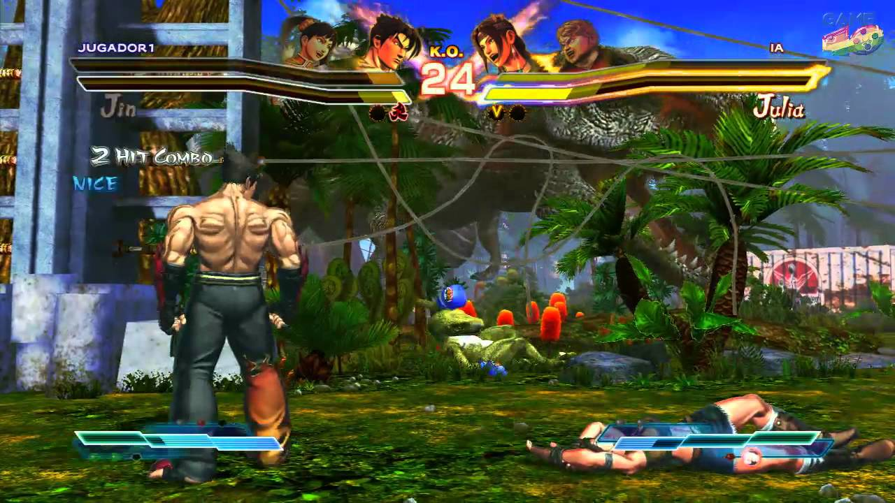 Video Análisis: Street Fighter X Tekken [HD]