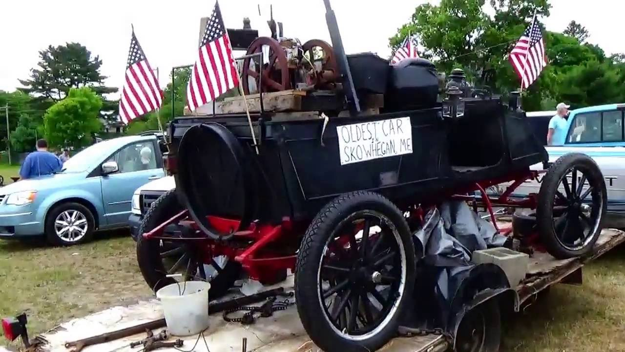 Amazingly Still Around This 1904 Berwick Electric Car