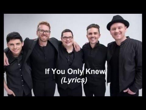 Sidewalk Prophets - If You Only Knew (Lyrics)