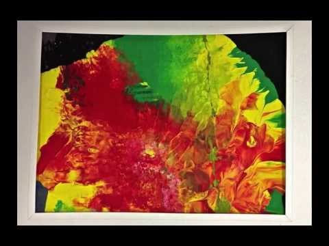 Abstract Art by Young Artists