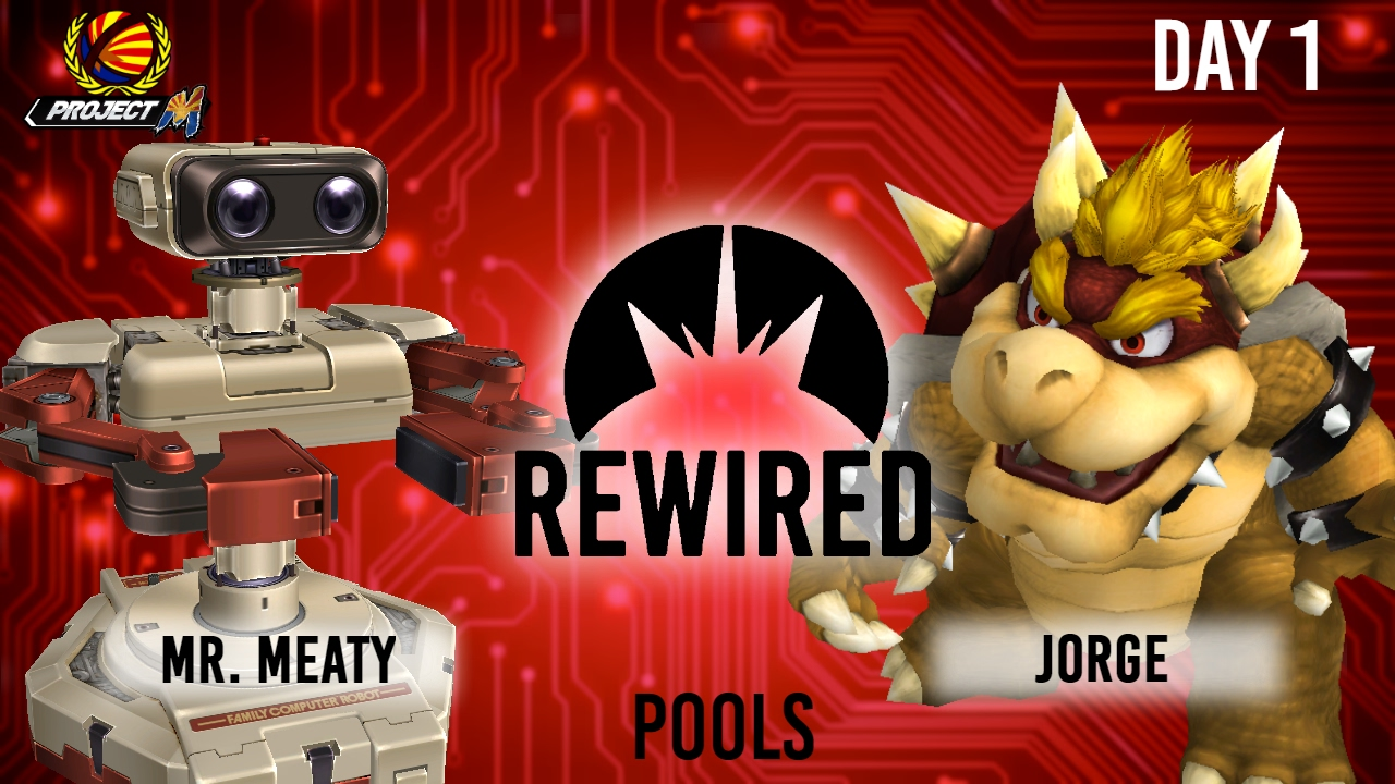 rewired 2016 pools jorge bowser v mr meaty rob side recording