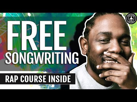 The Top 20 Songwriting Secrets of Full-Time Rappers (FREE COURSE ...