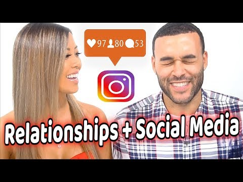 Sharing your relationship on social media