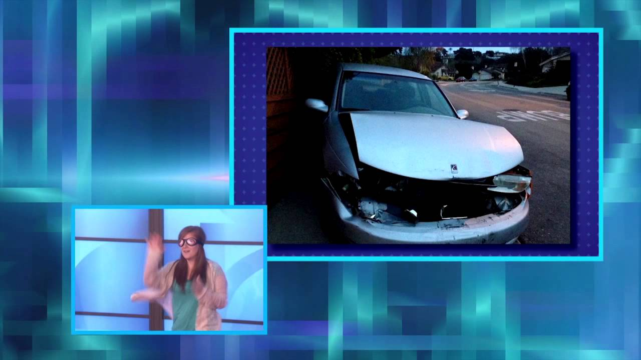 The Ellen DeGeneres Show Musical Chairs Mazda USA YouTube - Car show chairs