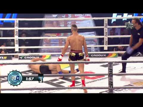 FFC 14 knockouts