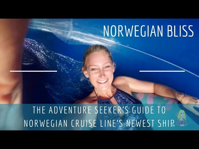 The Adventure Seeker's Guide to Norwegian BLISS