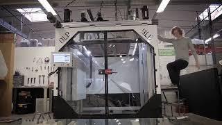 Introducing XXL furniture 3D printer