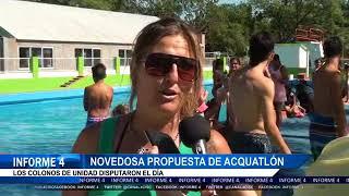 NOVEDOSA PROPUESTA DE ACUATLON
