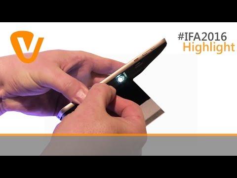 IFA 2016 live: Motorola Moto Z im Hands-on-Test – Der Transformer unter den Smartphones (deutsch)