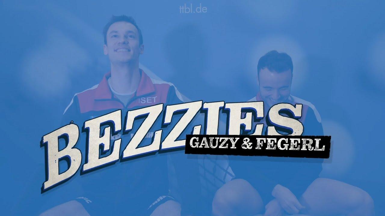 TTBL BEZZIES: Simon Gauzy & Stefan Fegerl