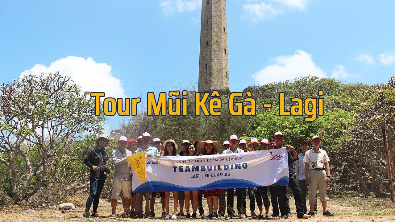 Tour du lịch Mũi Kê Gà - Lagi - Teambuilding và Gala Dinner 2 ngày 1 đêm Soha Travel