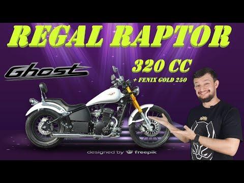 Regal Raptor A Moto CUSTOM Que Vc Deseja Pilotar.