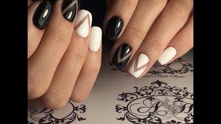 Дизайн ногтей Идеи маникюра Модные тенденции