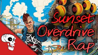 "Sunset Overdrive Rap by JT Machinima – ""I'm in Overdrive"""