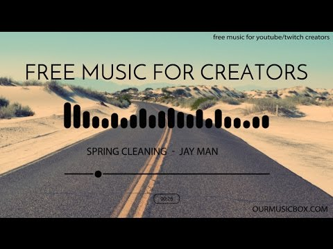 Rock | Contemporary - Find Free Royalty Free Music - 'Spring Cleaning'