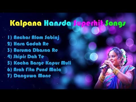 Santali Video Song - Kalpana Hansda - Collection 3