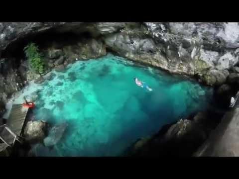 Punta Cana Dominican Republic Vacation: Luxury Gran Bahia Principe : Zipline : Hoyo Azul : GOPRO