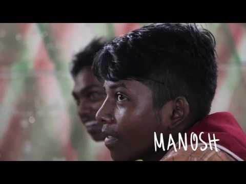 Kompis 2016: Manosh - elev på LIMS