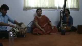 Debjani Dhar - Kase Kahu Main (Thumri)