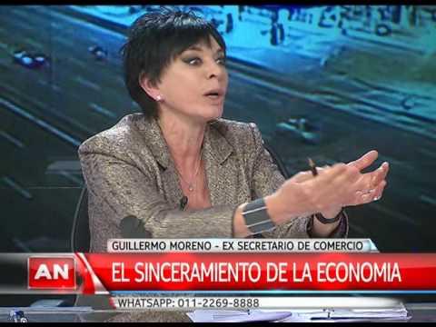 GUILLERMO MORENO EN AMERICA NOTICIAS PARTE2