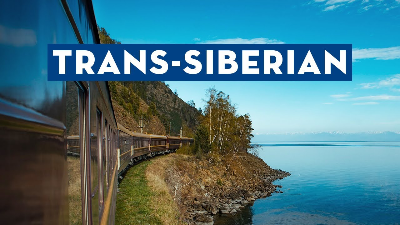 Trans Siberian By Private Train