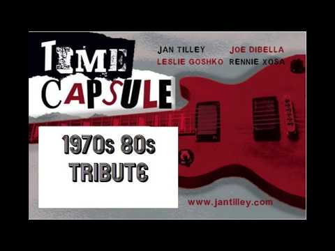 Jan Tilley's Time Capsule - 1970s/80s Tribute