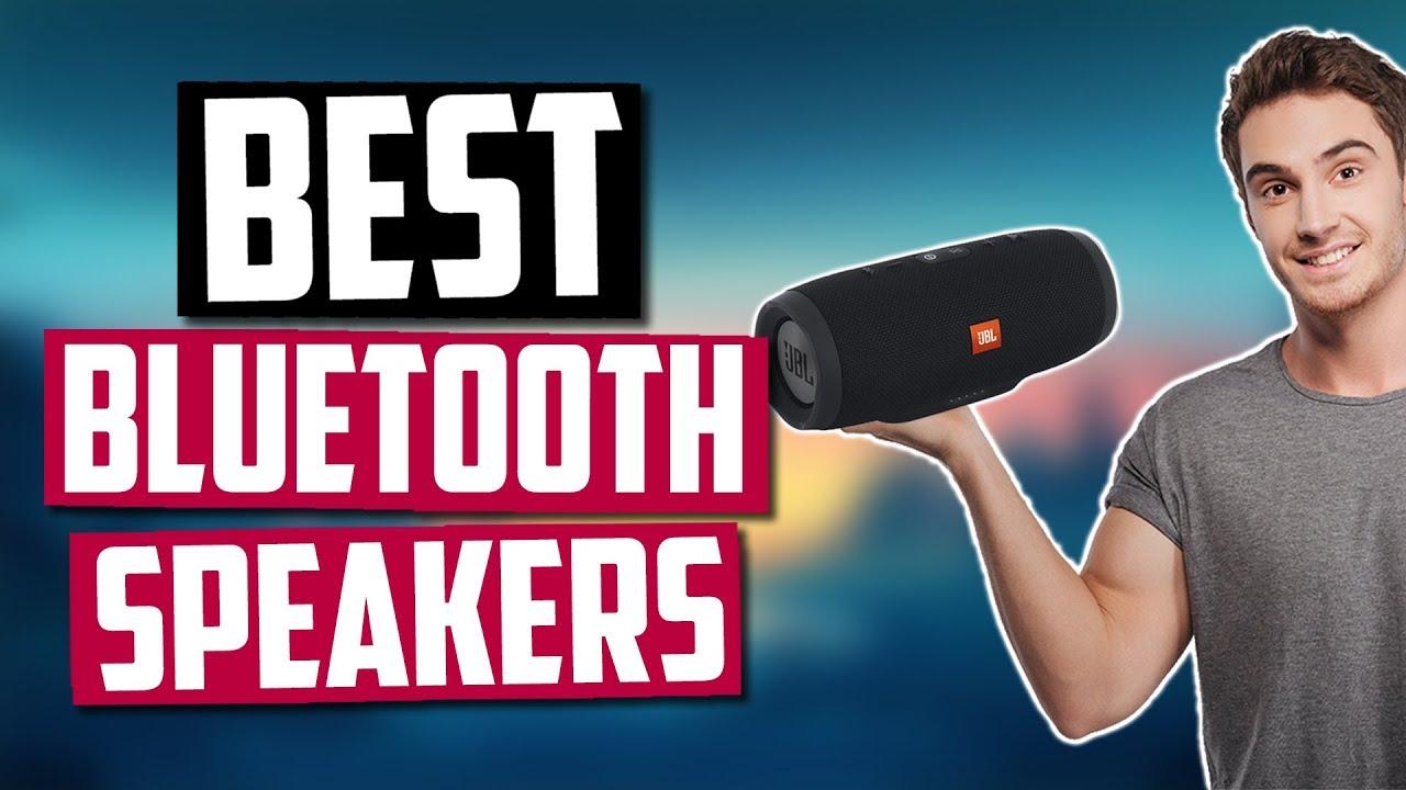 Best Bluetooth Speakers In 2020 Top 5 Picks Youtube