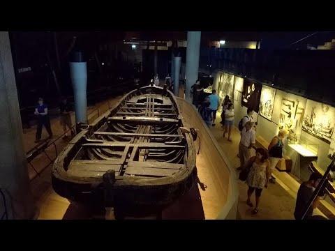 The Stockholm Shipyard exhibit at the Vasa Museum (Stockholm, Sweden)