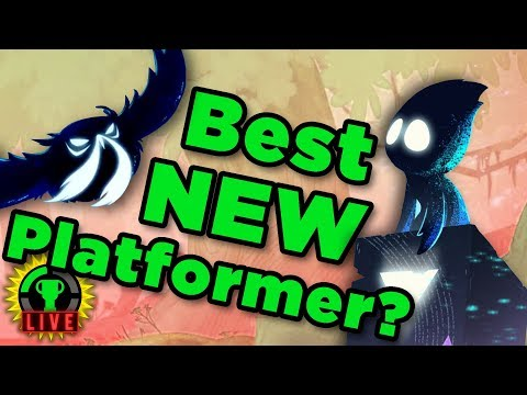 The FUTURE of Platformers?! | Light Fall