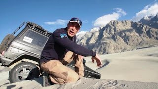 Adventure travel with the G-Class and Mike Horn – Part 9 - Mercedes-Benz original
