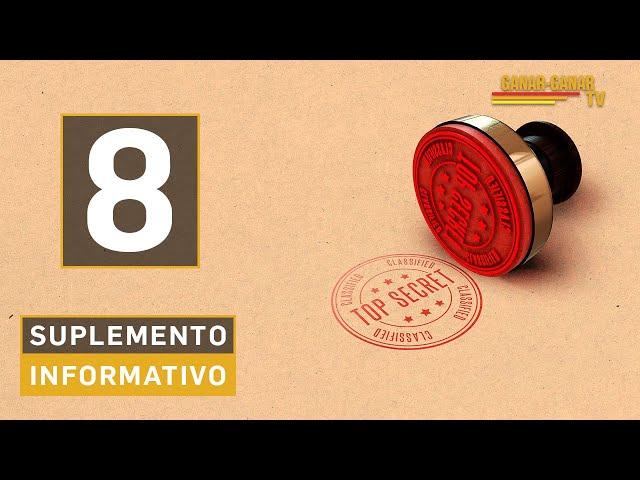 Suplemento Informativo 8