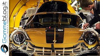 PORSCHE 911 TURBO S Car Factory HOW IT