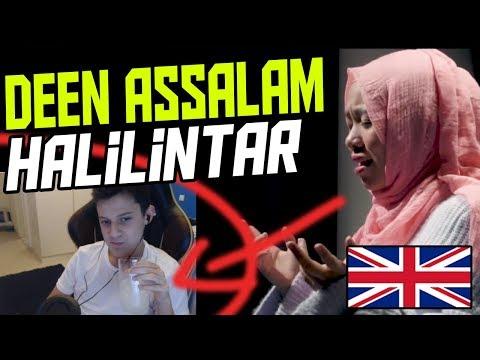 *EMOTIONAL* DEEN ASSALAM - GEN HALILINTAR (Deen Assalam Gen Halilintar Reaction)